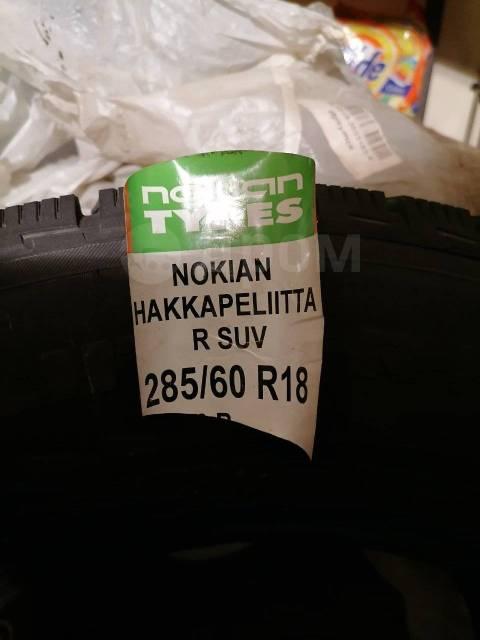 Nokian Hakkapeliitta R, 285/60 R18