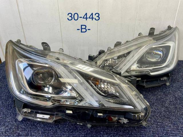 Фара. Toyota Crown, ARS210, AWS210, AWS211, GRS210, GRS211, GRS214 2ARFSE, 2GRFSE, 4GRFSE, 8ARFTS. Под заказ