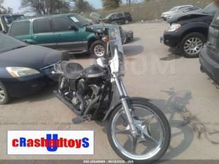 Harley-Davidson Dyna Wide Glide FXDWG 25497, 2003