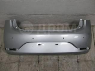 Бампер задний Kia RIO III хэтчбек 2011- Киа кия РИО 3 1 модель дорест.