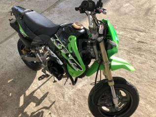 Kawasaki KSR110, 2004