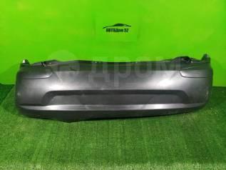 Бампер задний Kia Picanto 1 рестайлинг
