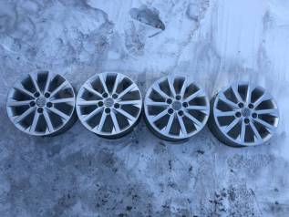 Продам литые диски Тойота R16