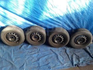Комплект колёс Bridgestone Ecopia 185/70 R14