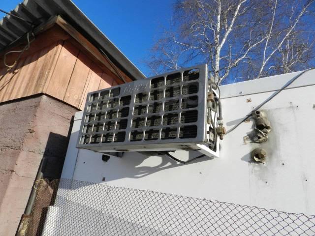 Рефрижераторная установка на грузовик (будка). 3 500куб. см.