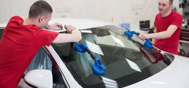Лобовое стекло. Замена автостекол на иномарки и ВАЗ.