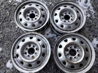 Комплект штампованных дисков К14 4-100/114,3 (артикул 48176)