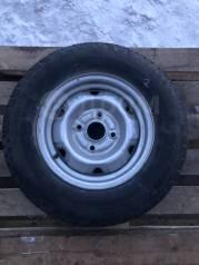 Запасное 13 колесо Toyota 4-114 165R13LT из Японии, б/п по РФ