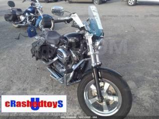 Harley-Davidson Sportster 1200 Custom XL1200C 51201, 2013