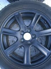 Комплект колёс с зимней резиной