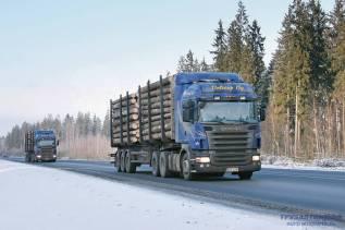 Требуются лесовозы на вывозку с верхнего склада