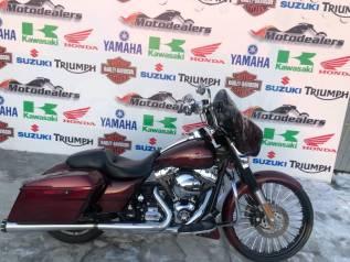 Harley-Davidson Street Glide, 2014
