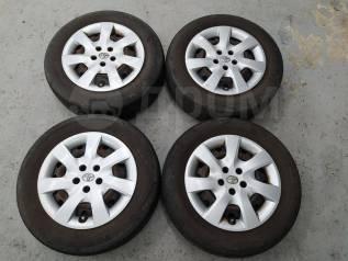 Комплект колес Toyota Wish бесплатная доставка до ТК