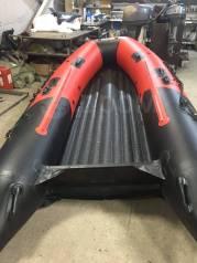 Лодка Gladiator E380 AIR