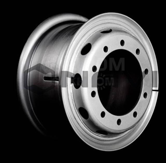 Диск стальной 24х8.50 ET180 10/D281 PCD335 32 мм (12.00R24)