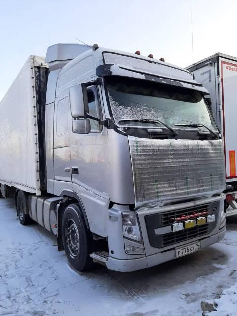Volvo FH13. Продам сцепку, 13 000куб. см., 13 000кг., 4x2