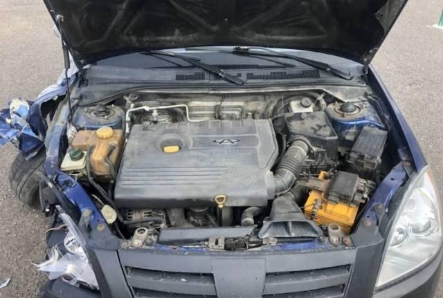 Двигатель в сборе. Chery A21 Chery Fora A21, A21 Chery Tiggo T11 SQR481F, SQRE4G16, SQR481FC