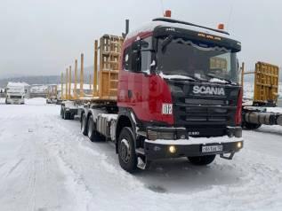 Scania G480CA6X6EHZ, 2016