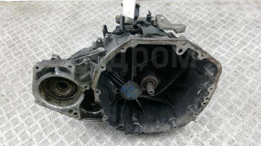 КПП 6ст. Renault Koleos 2009 [84K14TX01] WJY750