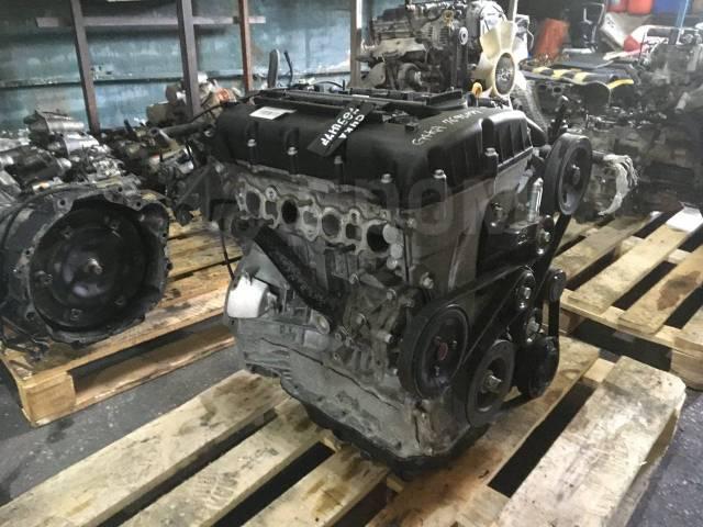 Двигатель в сборе. Kia Magentis Kia Carens Hyundai Sonata, EF Hyundai Trajet Hyundai Santa Fe G4KA