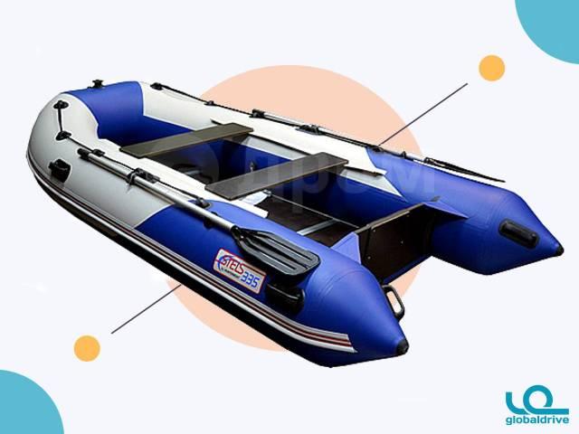 Стелс 335. 2021 год, длина 3,35м., двигатель подвесной