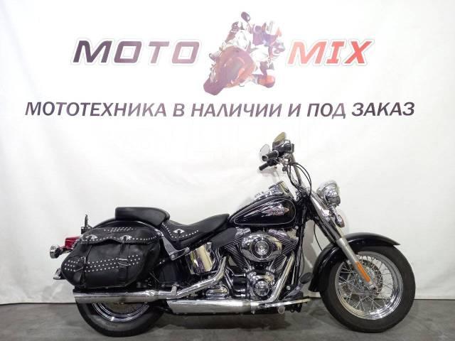 Harley-Davidson Heritage Softail Classic FLSTC. 1 690куб. см., исправен, птс, без пробега