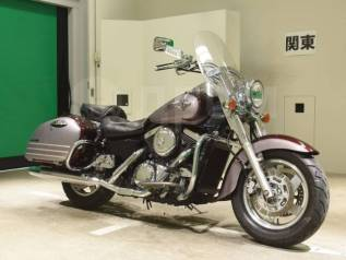 Kawasaki VULCAN 1500 CLASSIC, 2001