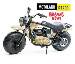 Motoland RT 200, 2021