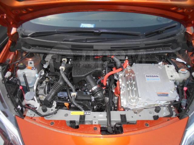 Двигатель Nissan Note 2019г E12, HE12, NE12