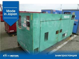 Электростанция генератор дизельная Nissha NES100EI во Владивостоке
