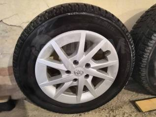 Комплект зимних колес TOYO на Тойота Приус V, Альфа
