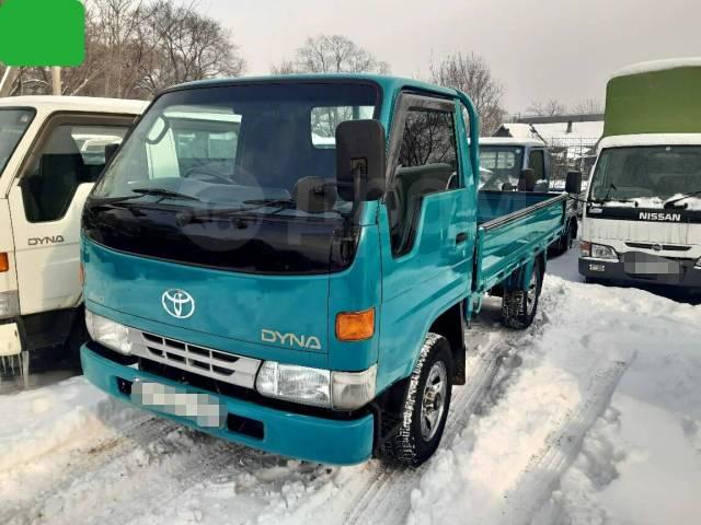 Toyota Dyna. 4WD, бортовой, 2 800куб. см., 1 500кг., 4x4