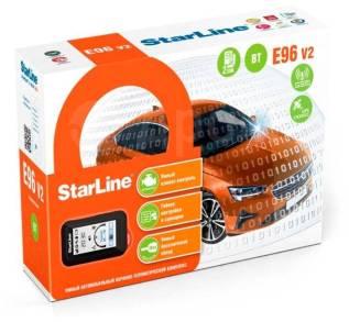 Автосигнализация StarLine E96 BT 2CAN-4LIN 2 SIM