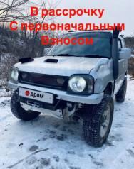 Suzuki Jimny под выкуп/рассрочка