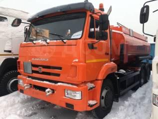 Топливозаправщик 12 м3 шасси Камаз 65115, 2020