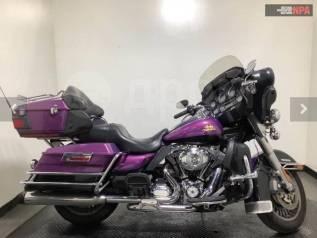 Harley-Davidson Electra Glide Ultra Limited FLHTK, 2011