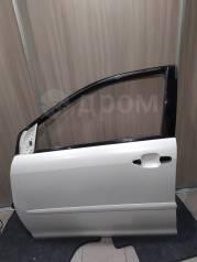Дверь боковая передняя левая harrier lexus