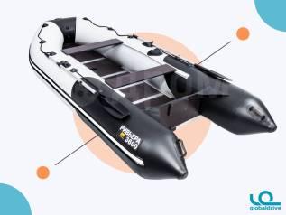 Лодка ПВХ Ривьера Компакт 3600