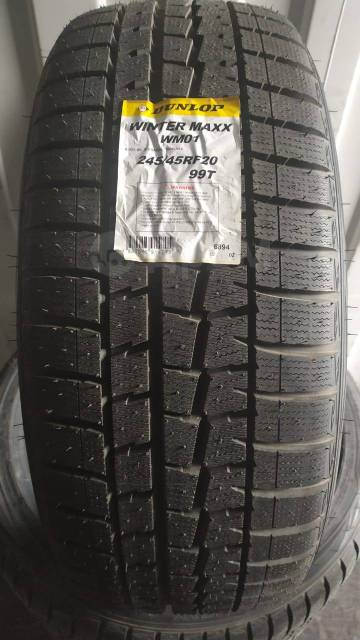 Dunlop Winter Maxx WM01, 245/45R20 99T
