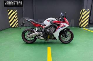 Honda CBR 650F ABS, 2015