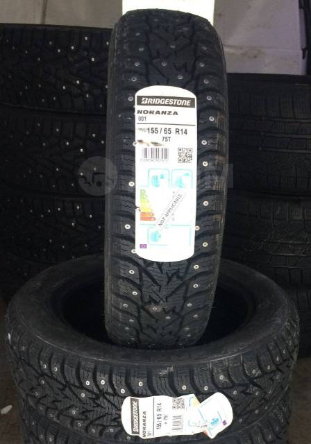 Bridgestone Noranza 001, 155/65 R14
