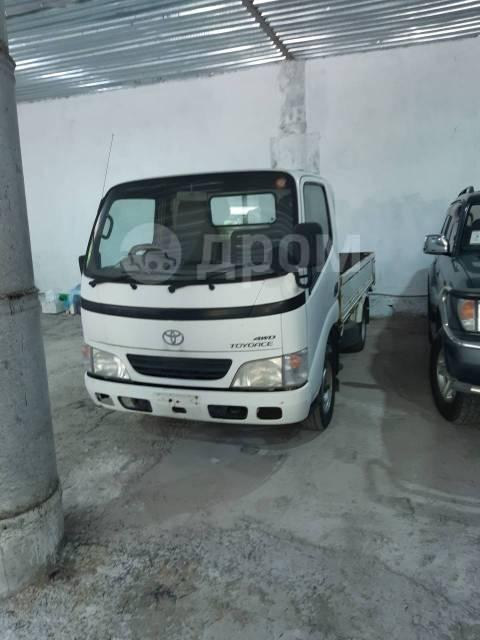 Toyota ToyoAce. Toyota, 3 000куб. см., 1 500кг., 4x4