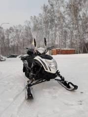 Снегоход разборный Snowfox