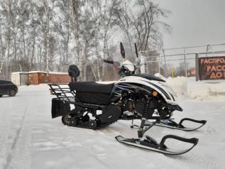 Снегоход Snowfox, 2021