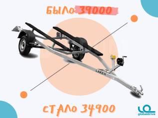 Автоприцеп (прицеп) для лодок и катеров Laker Smart Trailer 450