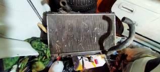 Радиатор 2jz gte АКПП