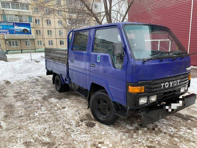Toyota. Toyace 2wd, 2 800куб. см., 1 500кг., 4x2
