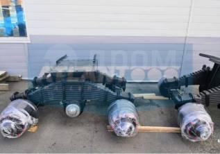 Подвеска балансирная полуприцепа FUWA, BPW 24 тонны