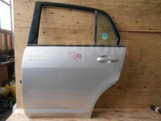 Дверь боковая задняя левая Nissan Tiida Latio SC11