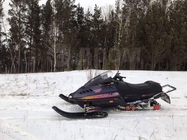 BRP Ski-Doo Formula III 600. исправен, есть псм, с пробегом